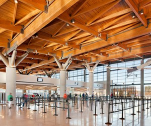 Portland Int'l Jetport eases you back into flying