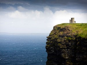 The Cliffs of Moher are well worth a visit in Ireland