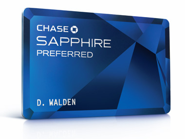 The Chase Sapphire Preferred allows you to transfer points earned to United