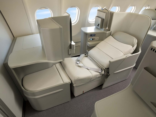 We're planning to fly Alitalia on these seats this summer!