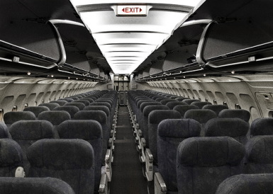 The more seats that remain empty, the more money an airline loses (Jaunted)