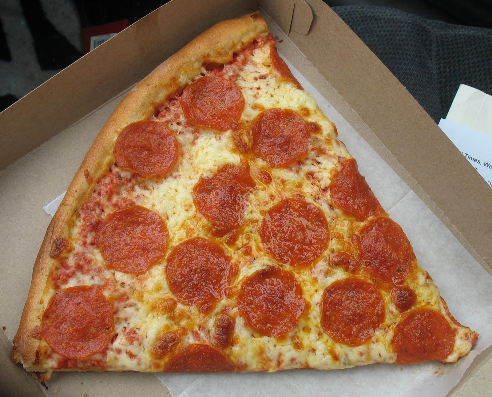 Award tickets are like a slice of pizza...no really (Rochester NY Pizza Blog)