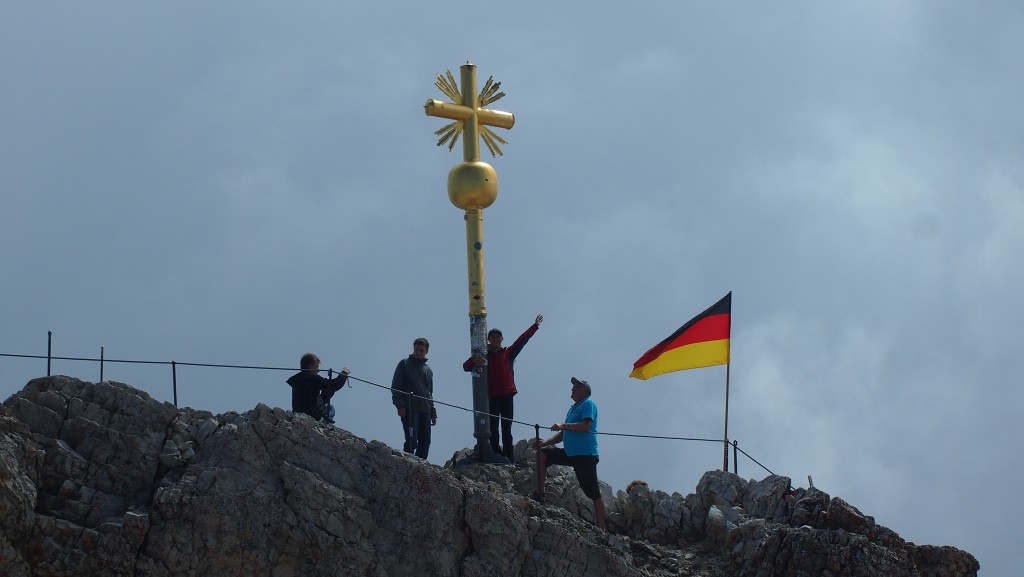 On top of all of Germany