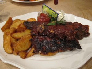 Ribs work in any country