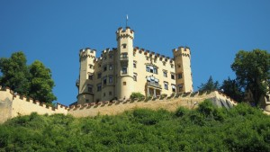 You don't get castles like this in the States