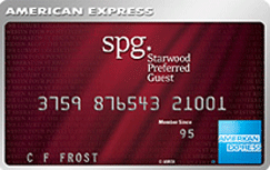 SPG cards are only good if you are crazy with MS