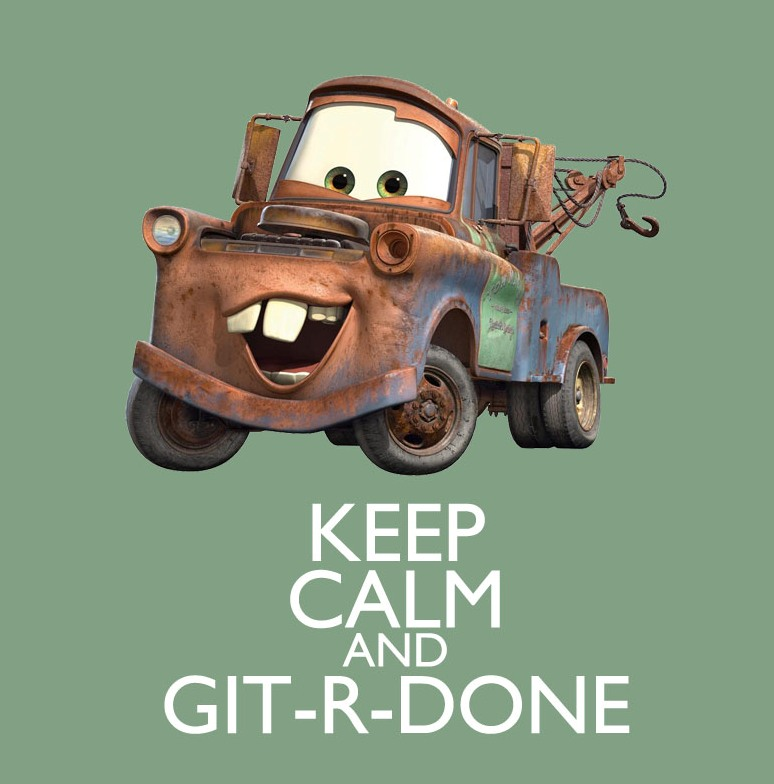 mater git her done