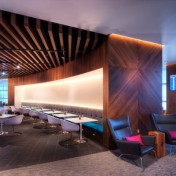 The Amex Centurion Lounge is the light and the way