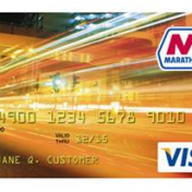 Why falling gas prices are good news for Marathon Visa cardholders