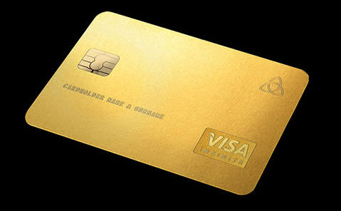busted titanium credit cards new hotness solid gold credit cards