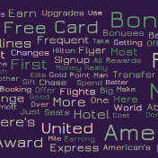 Travel Is Free is completely wrong about the Citi Double Cash! Plus a couple of BoardingArea word clouds