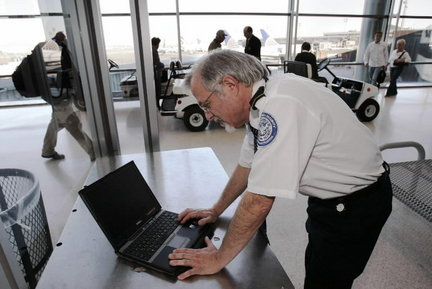 TSA now requiring passengers to power up all devices, not just laptops.