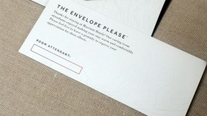The Envelope Please Initiative. This photo provided by A Woman's Nation (and pulled from ABCNews.com).
