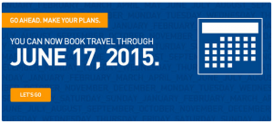 JetBlue extends schedule to June 17 2015
