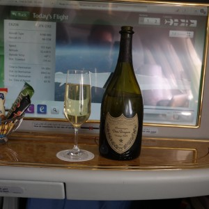 Dom Perignon on Emirates
