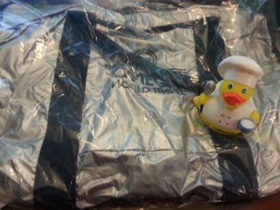 Duck giveaway