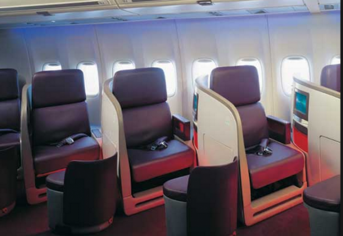 Upper Class from Virgin, 63,000 ANA miles Roundtrip, but $1100 in fees is a dealbreaker for me.