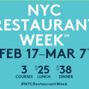 Four Ways to Game Restaurant Week NYC