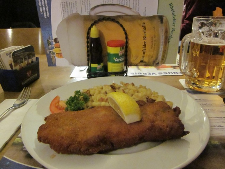 "Cordon Bleu- and this isn't even their ""Jumbo"" option!"
