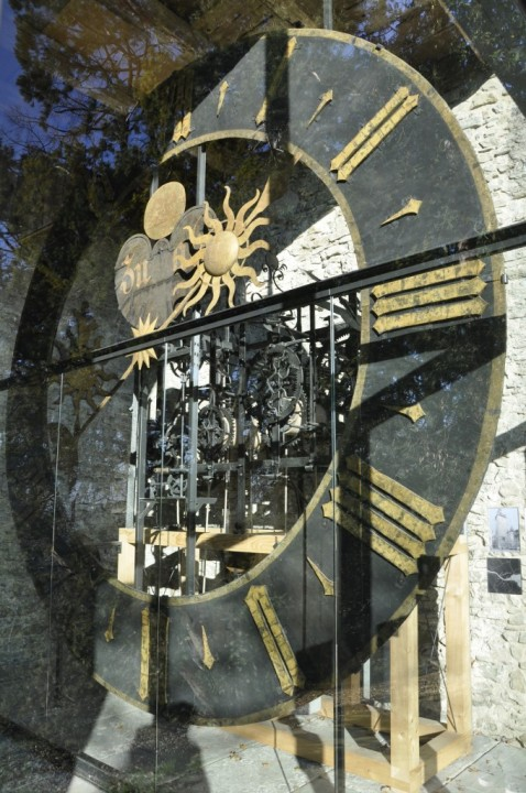Central Tower's Clock