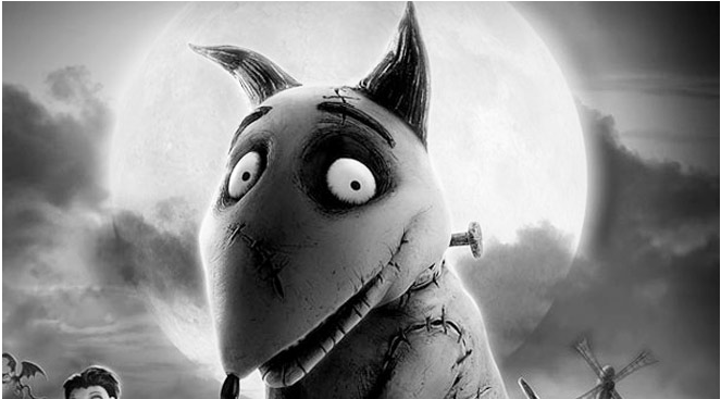 Frankenweenie of the Dow