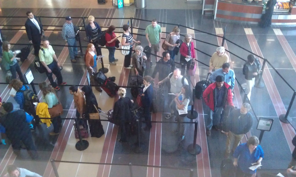 Tsa Precheck Should You Wait For Your Companion