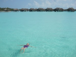Babyless in Bora Bora – Hanging out at the Intercontinental Thalasso and My Archnemesis