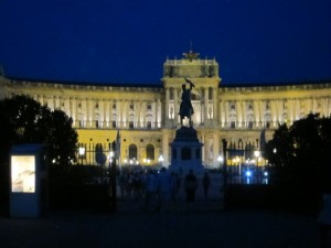 Bavarian Summer: Visiting Museums and Biking in Vienna