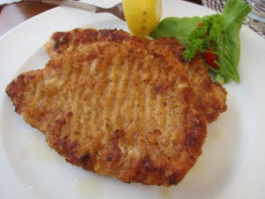Bavarian Summer: Food in Germany and Austria