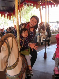 Five Reasons to Travel with a Toddler
