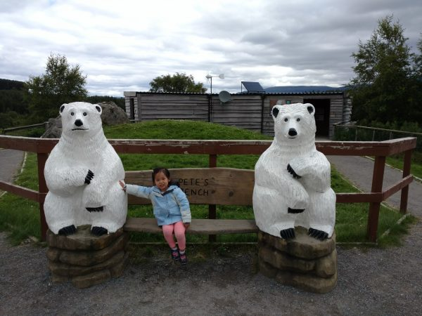 Surveying Scotland: Day trips from Inverness – Loch Ness, Highland Wildlife Park, and The Macallan