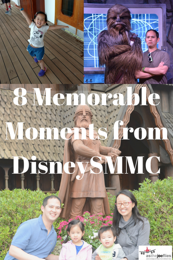 I had the honor of attending my first ever DisneySMMC. Here's a snapshot of the celebration captured in eight memorable DisneySMMC moments!