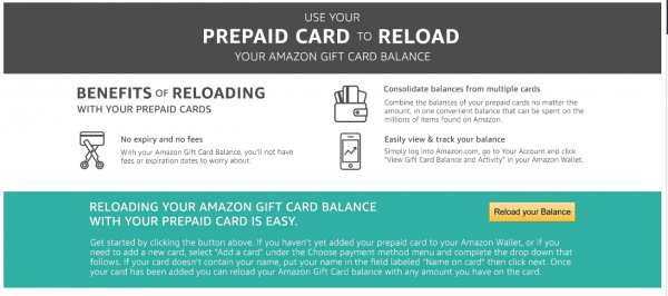 If you have some small denomination prepaid cards to unload, an easy way to do it is to load it to your Amazon gift card balance. Here's how!