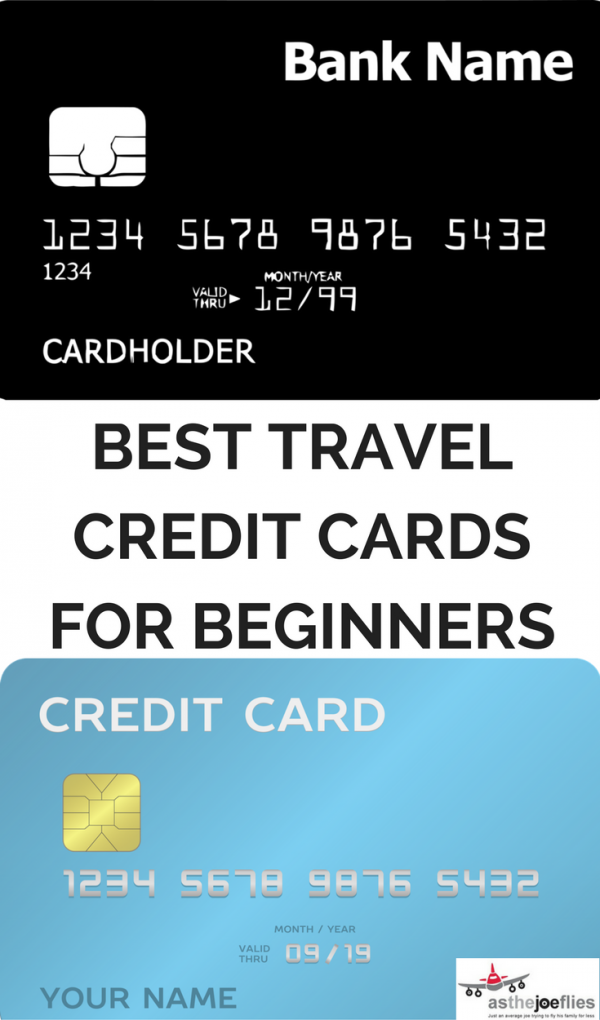 The best travel credit cards for beginners are highly dependent on your individual situation. My suggestions to help you find the best card for YOU.