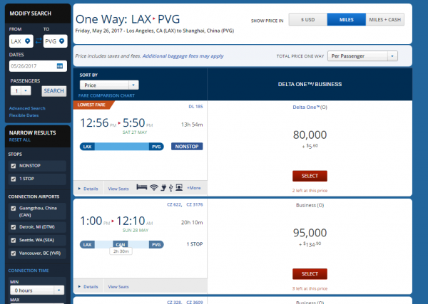Korean Air has some great mileage deals - but here's what you will pay for Korean Air award ticket fuel surcharges - which aren't as bad as you might think!