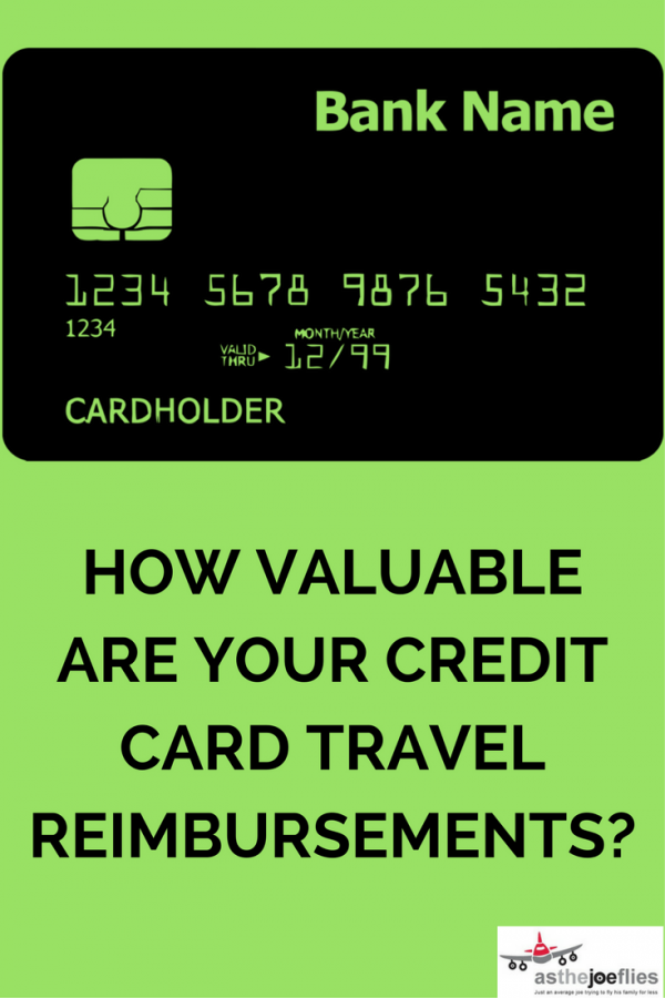 I've been wondering whether I overrate high annual fee credit cards travel credits. Do they really offset and justify the high annual fees?