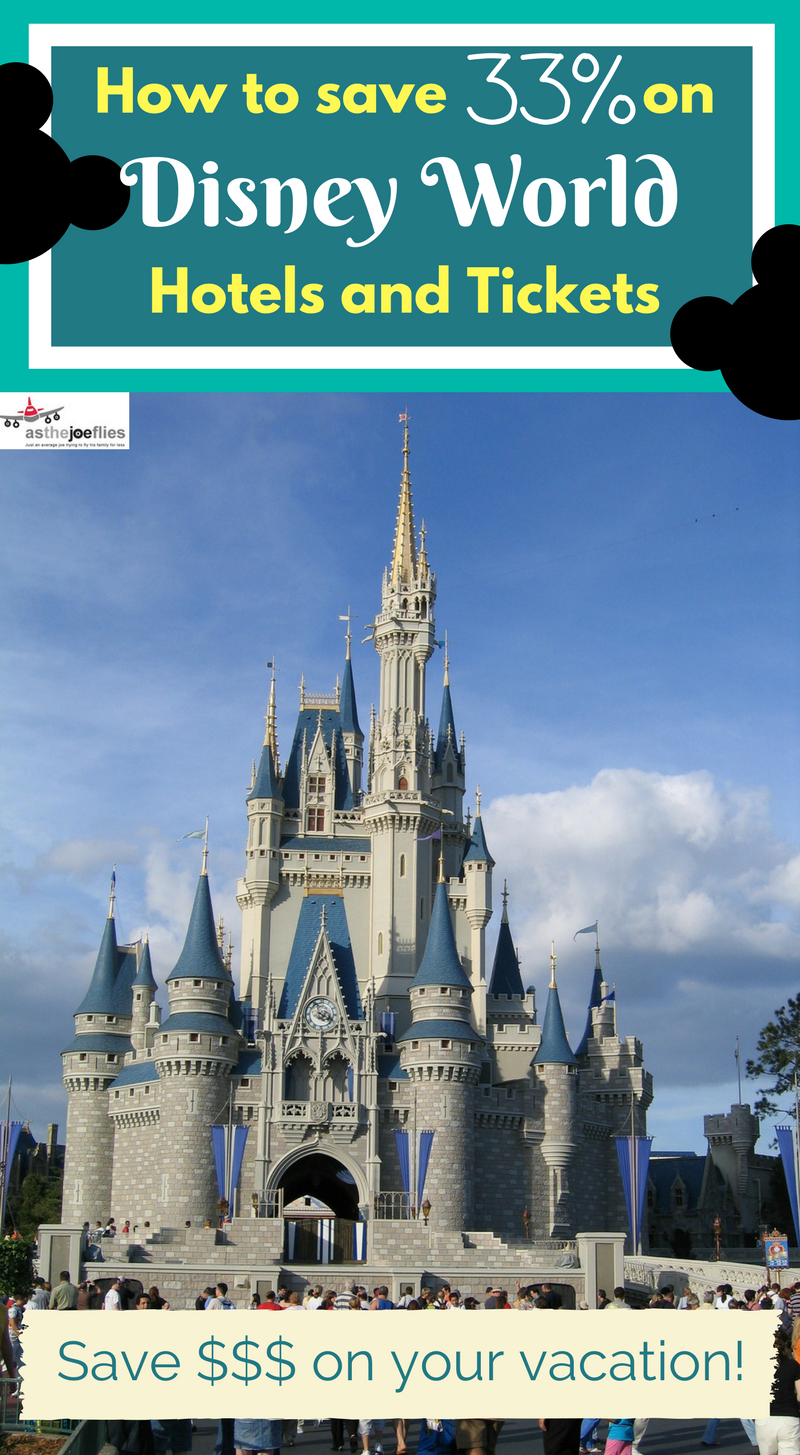 Reserve Room Or Vacation Package Disney World