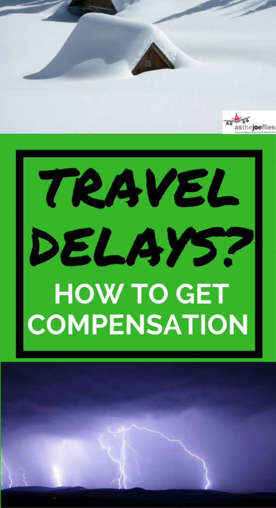Has your flight been canceled or delayed? Looking for travel delay compensation? Learn from my experiences and find out how to get compensated.