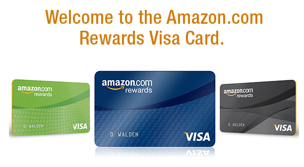 my amazon credit card