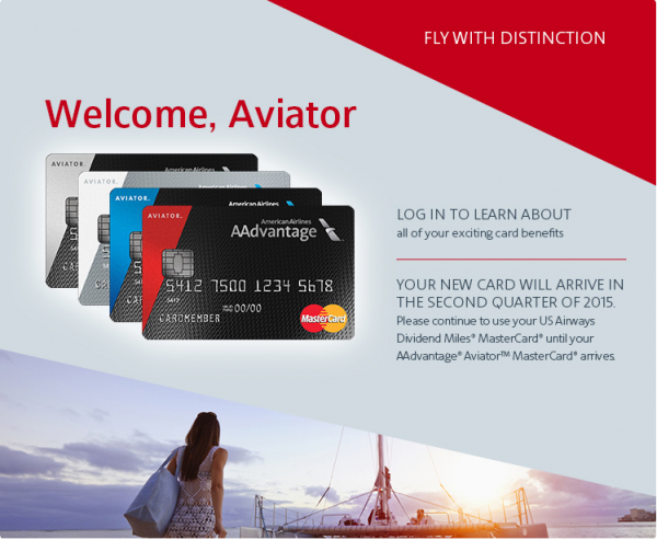 Learn About The New Barclay American Airlines Aviator Cards Blue