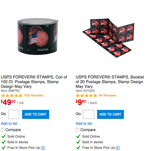 office_depot_forever_stamps