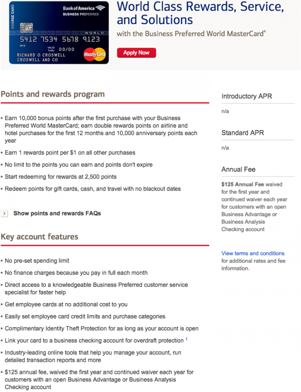 Open Bank America Small Business Accounts And Receive