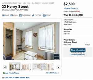 Average Manhattan Rents up to $4,081?