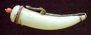 Gunpowder Horn. wikipedia