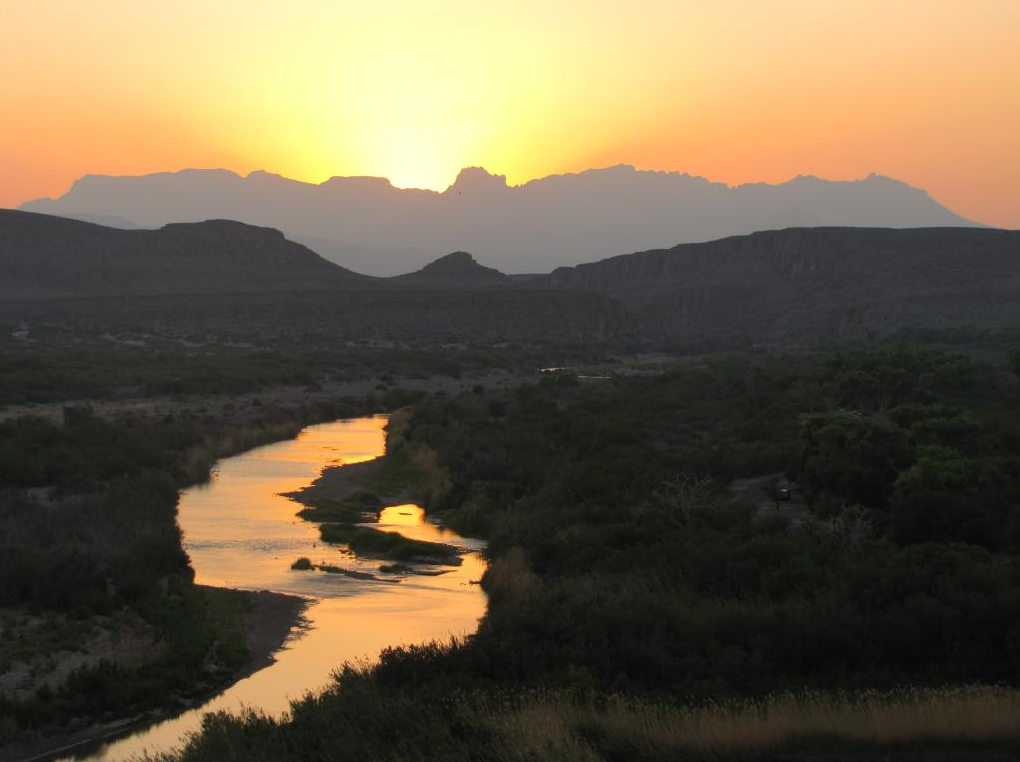Big Bend, April 2013