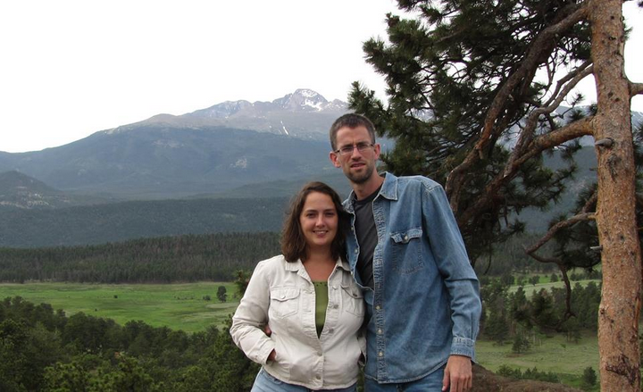Rocky Mountain National Park, June 2013. Because now that's an easy, free, 2-day trip!
