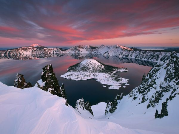 Crater Lake, National Parks