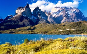 Torres Del Paine National Park. The nearest airport, PUQ, does not show up on a British Airways search.