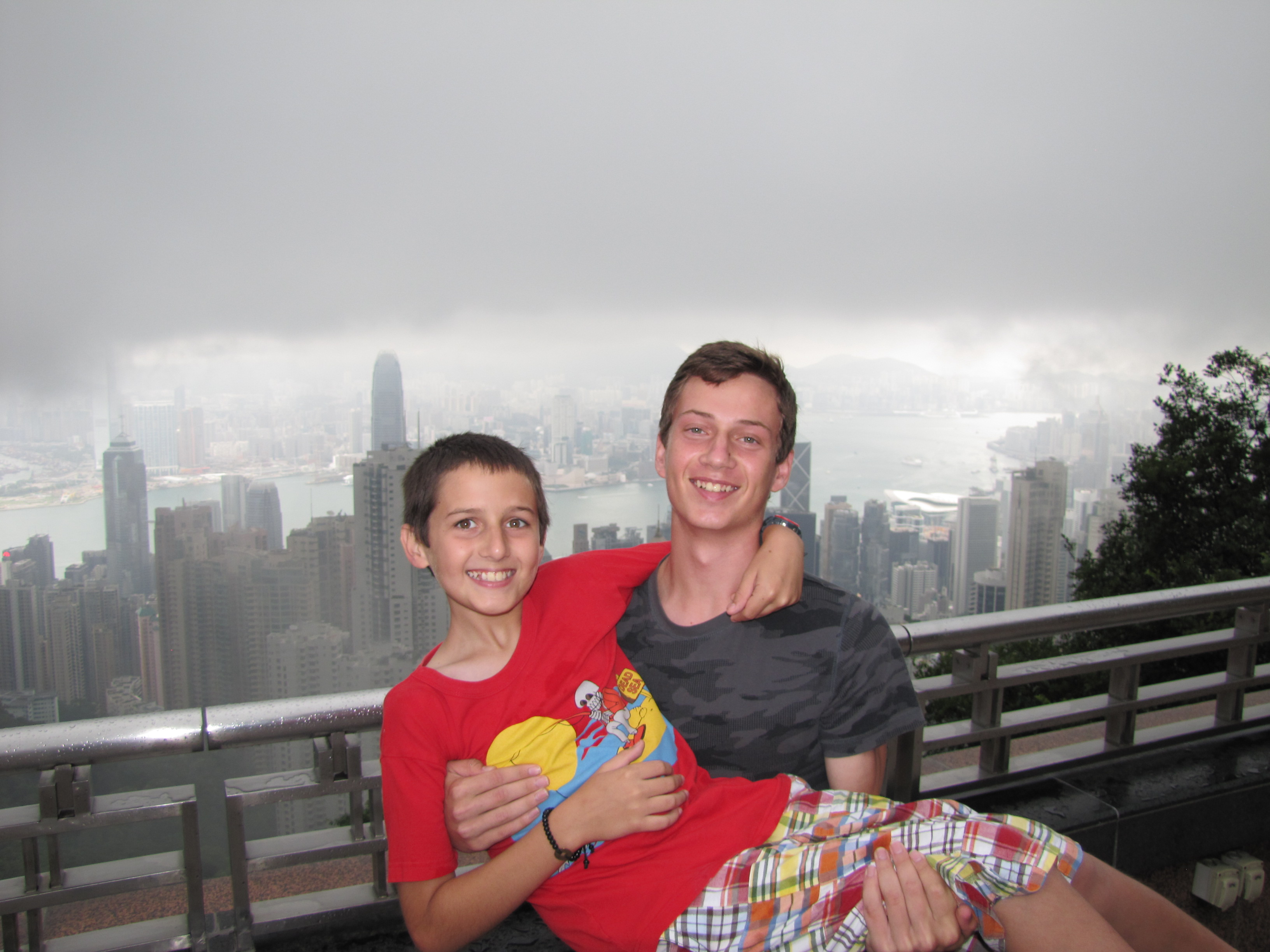 Hoing Kong July 2015