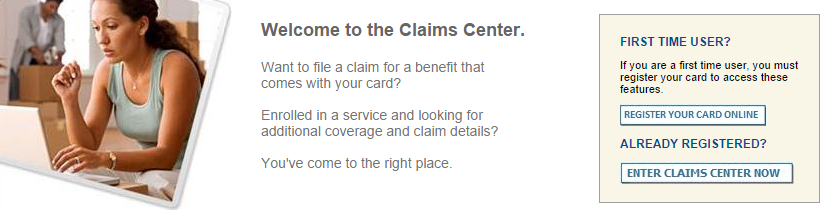 amex claims center